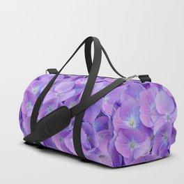 Hydrangea lilac Duffle Bag