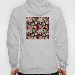 Vintage Floral Pattern No. 5 Hoody