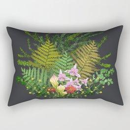Bog Bouquet Rectangular Pillow