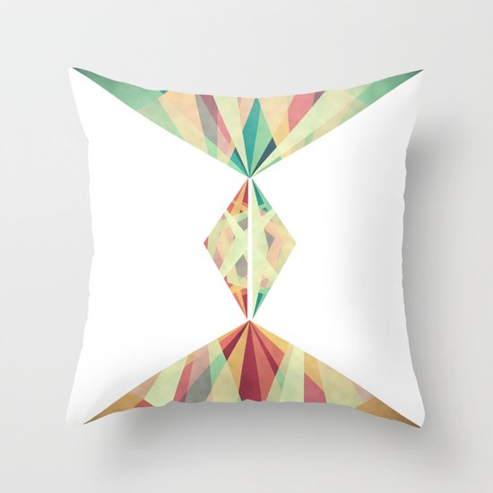 Different Outcomes Throw Pillow