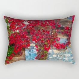 village house Rectangular Pillow