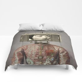 DISCONNECT Comforters