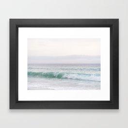 Hyams Beach Framed Art Print