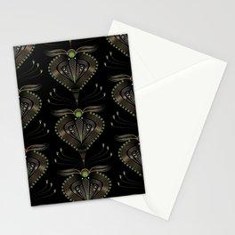 Art Deco . Aphrodite . Stationery Cards