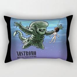 Nirvana : nevermind Rectangular Pillow