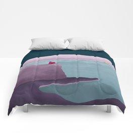 Simple Housing   So close so far away Comforters