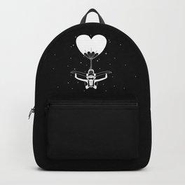Love parachute Backpack