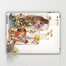 WITCH BOTTLES Laptop & iPad Skin
