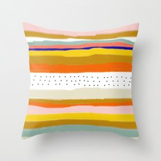 Hooked Wild Throw Pillow