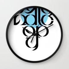 Original Copy Wall Clock