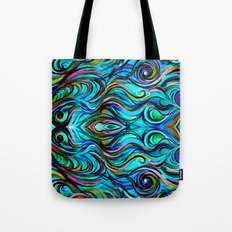 Aquatic Love Thoughts Tote Bag