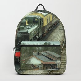 Buckfastleigh Autotrain  Backpack