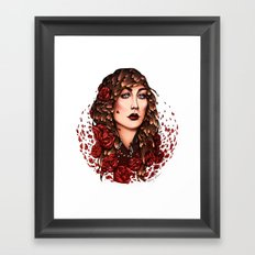 Disarray Framed Art Print