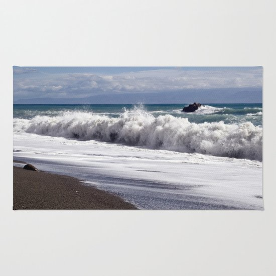 WAVES EASTCOAST SICILY Rug