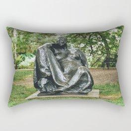 Unbothered Rectangular Pillow