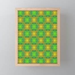 Oak King Framed Mini Art Print