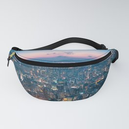 Hong Kong Night Fanny Pack