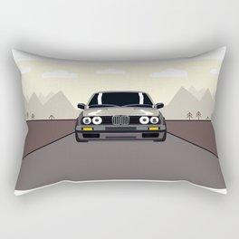 E30 Landscape Rectangular Pillow
