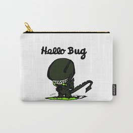 Hello Bug Carry-All Pouch