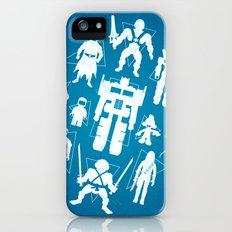 Plastic Heroes iPhone (5, 5s) Slim Case