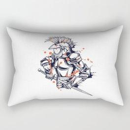 Knight Rider Rectangular Pillow