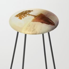 Floating tree Counter Stool