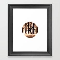 The Fireboy #5 Framed Art Print