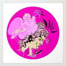 Perseus Art Print