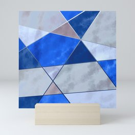 Concrete and Glass Mini Art Print