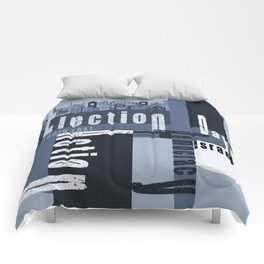 Election Day 3 Comforters