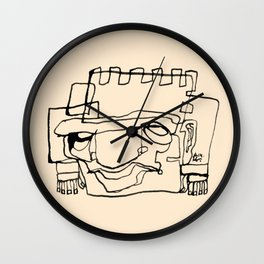 Shorty Wall Clock