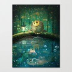 Crown Prince Canvas Print