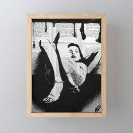 Dreamy Framed Mini Art Print