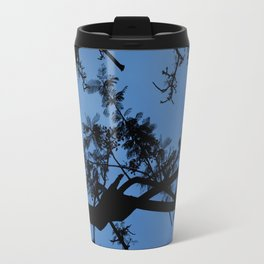 Midnight Branches Travel Mug