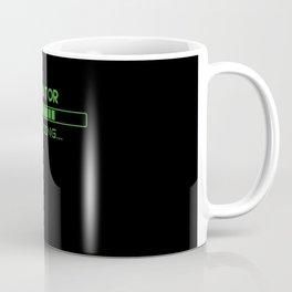 Mediator Loading Coffee Mug