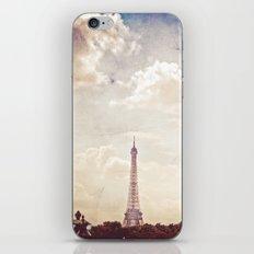Paris in June iPhone & iPod Skin
