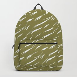Jungle stripe Backpack