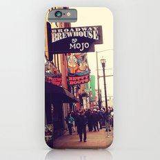 Broadway Brewhouse & Mojo featuring Betty Boots iPhone 6s Slim Case