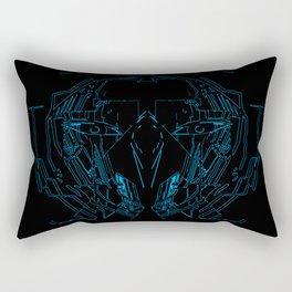 Cirbot - Vector Design Rectangular Pillow