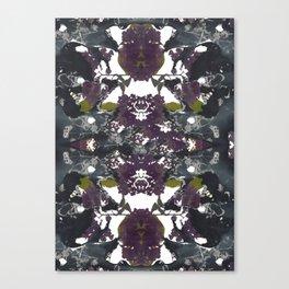 Floral Pelvis Canvas Print