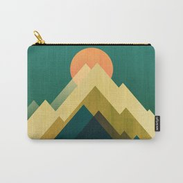 Gold Peak Carry-All Pouch