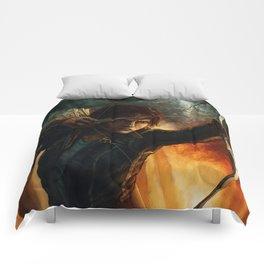 Katniss Everdeen Comforters