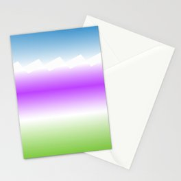 Simple Palet Stationery Cards