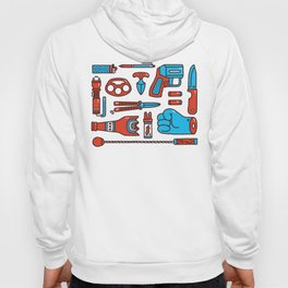 Street weapons Hoody
