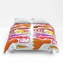 Cephalopods Comforters