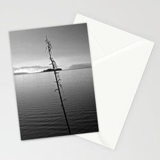 Lonely Alone Stationery Cards