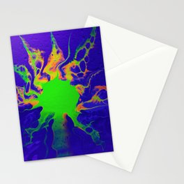 Blacklight Sunset 01 Stationery Cards