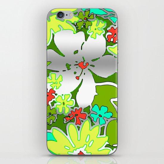 Spring to Life iPhone & iPod Skin