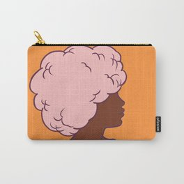Afro II Carry-All Pouch
