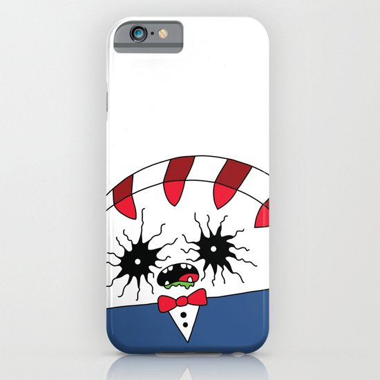 Contaminated Candy: Peppermint Butler iPhone & iPod Case